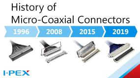 History of Micro-Coaxial Connector